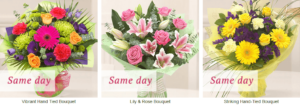 same day flowers
