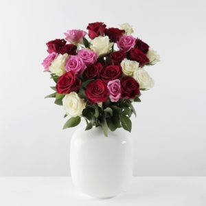 Mixed Roses - flowers
