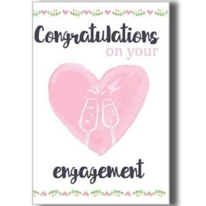 Greeting Card _ Congratulations on Engagement