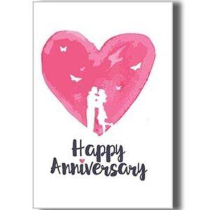 Greeting Card _ Happy Anniversary