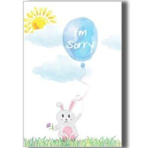 Greeting Card _ Sorry