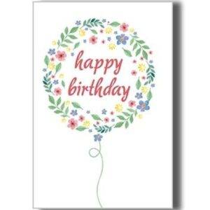 Greetings Card _ Happy Birthday